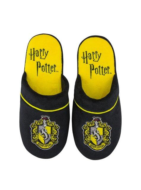 Zapatillas de estar por casa Hufflepuff - oficial