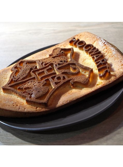 Hogwarts baking mould