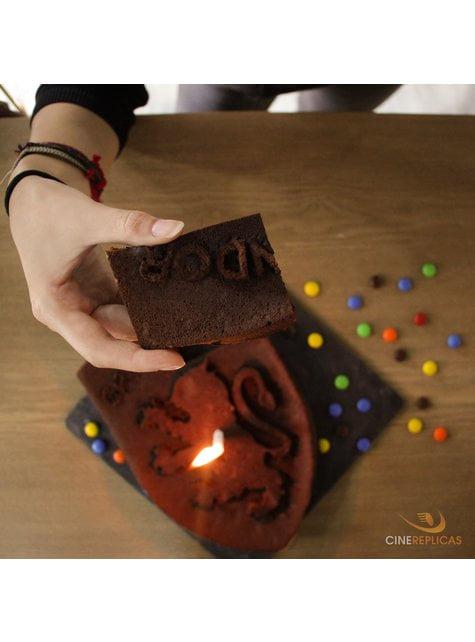 Molde de pastelería Gryffindor - comprar