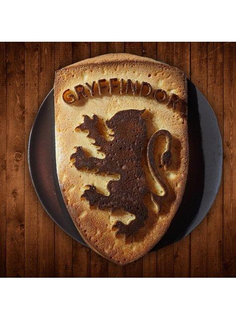 Molde de pastelería Gryffindor - para niños y adultos