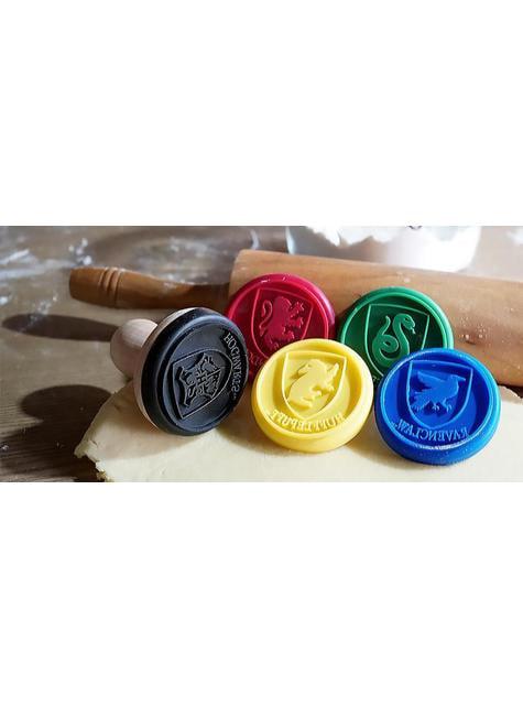 Juego de 5 sellos para pastelería Harry Potter - comprar