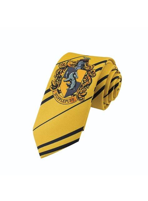 Corbata Hufflepuff para niño - Harry Potter