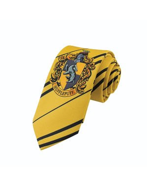Cravate Poufsouffle garçon - Harry Potter
