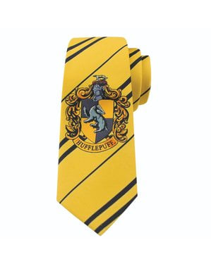 Krawat Hufflepuff dziecięcy - Harry Potter
