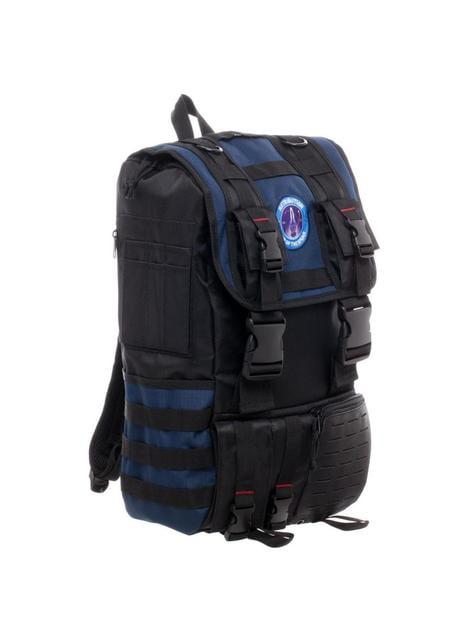 Blue Call of Duty backpack