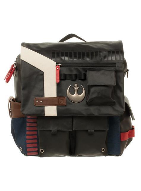 Mochila de Han Solo convertível
