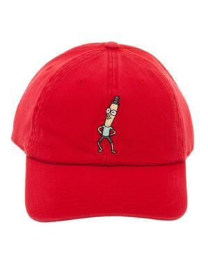 כובע מר קקי Butthole - ריק ומורטי