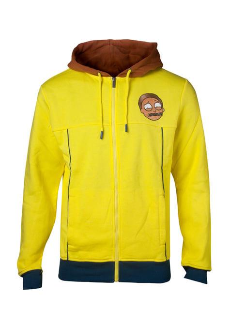 Bluza Morty żółta- Rick i Morty