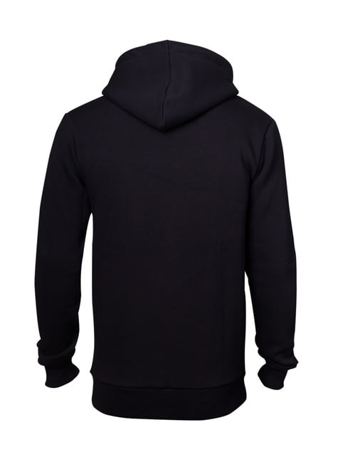 Legend of Zelda camouflage sweatshirt for men