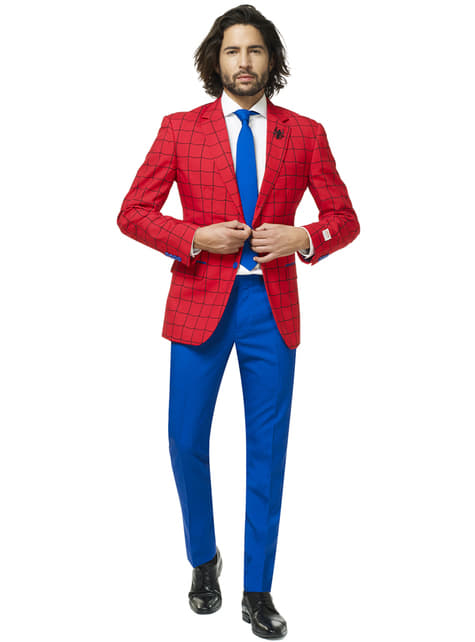 Costume Spiderman Opposuit homme