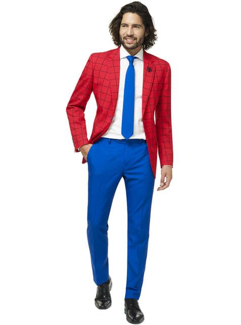 Costume Spiderman Opposuit per uomo