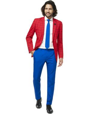 Pánský oblek Spiderman