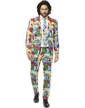 Costume Marvel - Opposuits