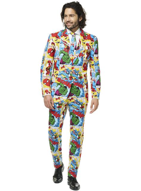 Marvel Comics Opposuit suit for men