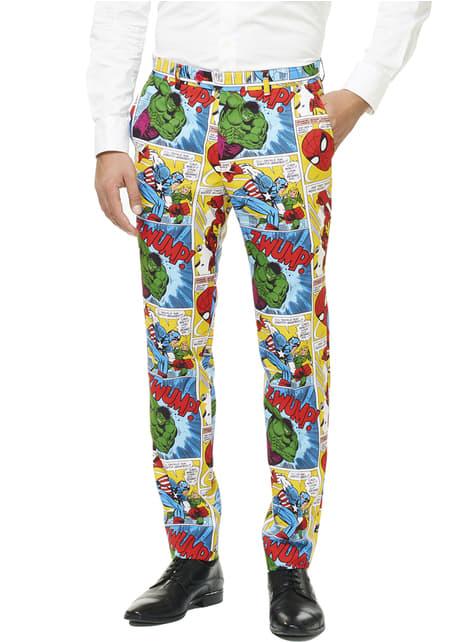 Costume Marvel - Opposuits