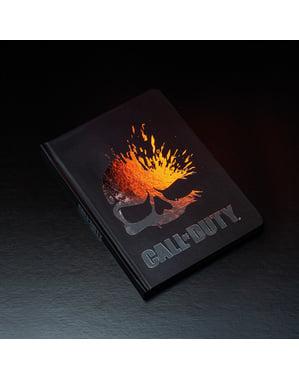 Libreta de Call of Duty