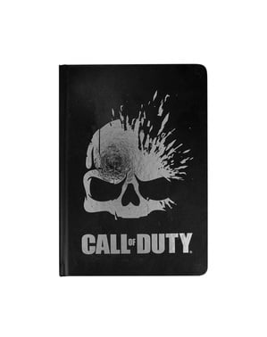Call of Duty Notizbuch