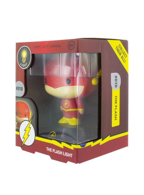 Figura 3D con luz de Flash 10 cm - oficial