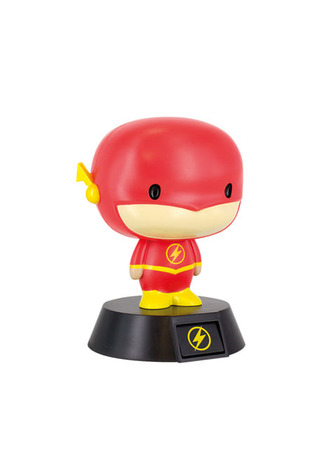 3D Flash Figur mit Beleuchtung 10 cm