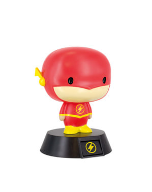 Figura 3D com luz de Flash 10 cm