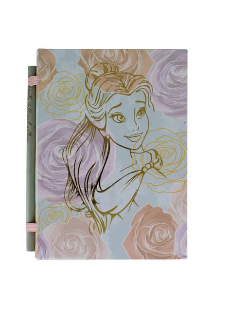 Belle - Belle en het Beest notitieblok