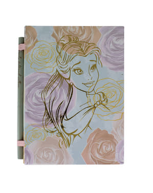 Beauty - Beauty and the Beast notebook