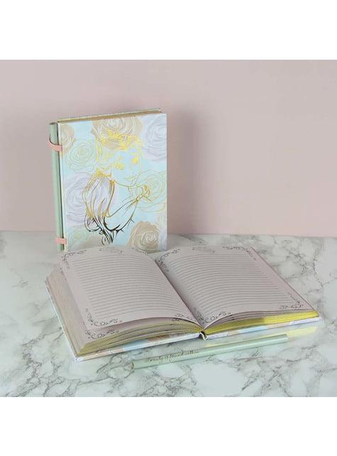 Belle Notizbuch - Die Schöne und das Biest