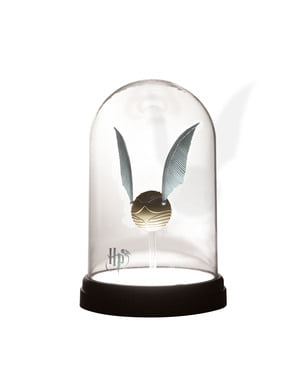 Golden snitch lampa 20 cm - Harry Potter