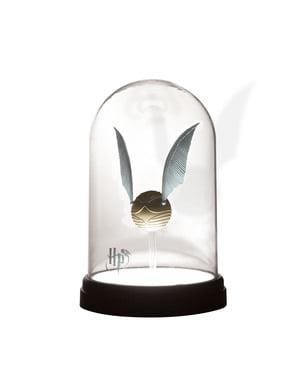 Lámpara de Snitch Dorada - Harry Potter 20cm