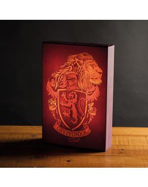 Gryffindor - Harry Potter arkadan aydınlatmalı resim