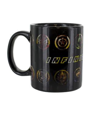 The Avengers: Mug berubah warna Perang Infinity
