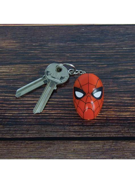 Llavero de Spiderman con luz LED - oficial