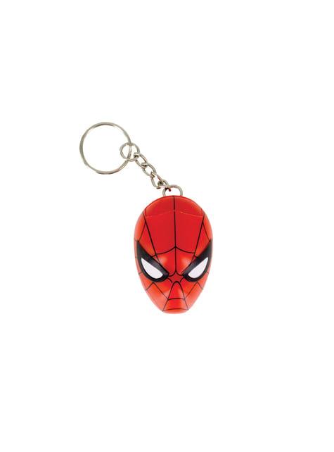 Llavero de Spiderman con luz LED - barato