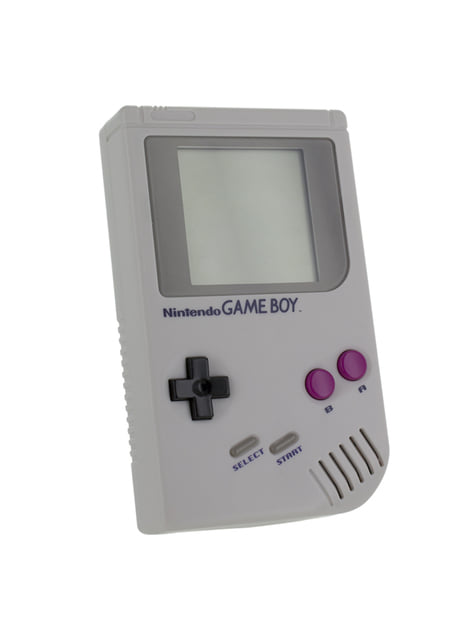 Despertador de Gameboy