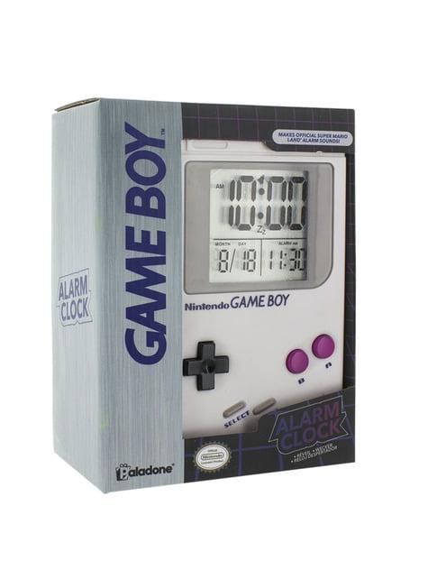 Réveil Gameboy