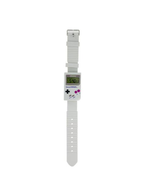 Relógio de pulseira de Gameboy