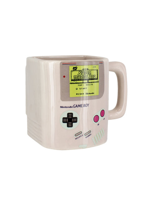 3D Gameboy Tasse