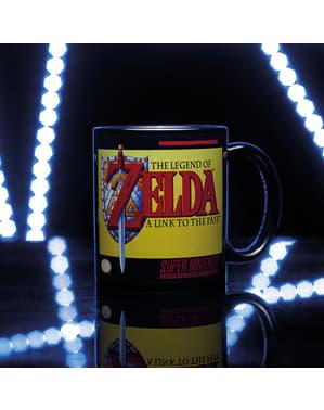 Taza de La Leyenda de Zelda