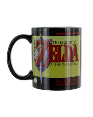 Caneca de The Legend of Zelda