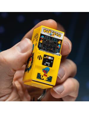 3D Pac-Man keyring