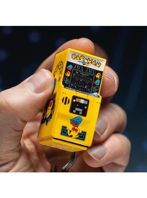 3D Pac-Man sleutelhanger