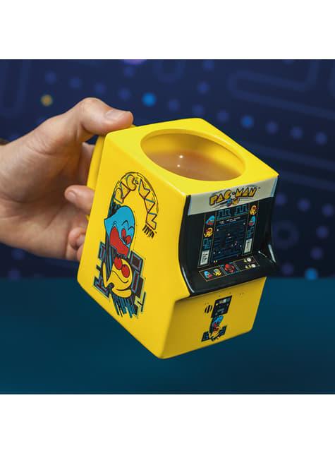 3D Pac-Man Tasse