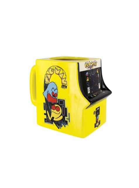 3D Pac-Man mok