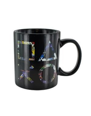 Mug PlayStation qui change de couleur