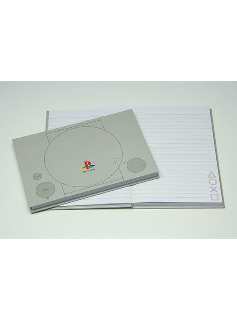 Libreta de PlayStation