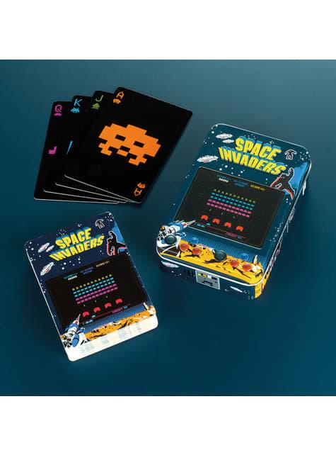 Juego de cartas Space Invaders - barato