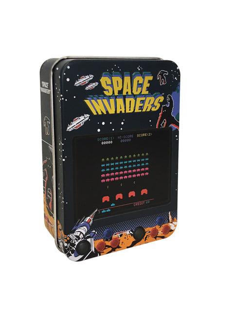 Juego de cartas Space Invaders - oficial