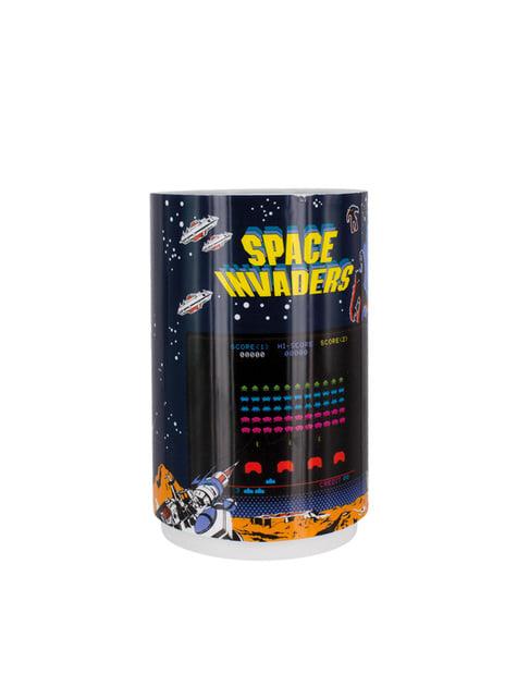 Lámpara de Space Invaders