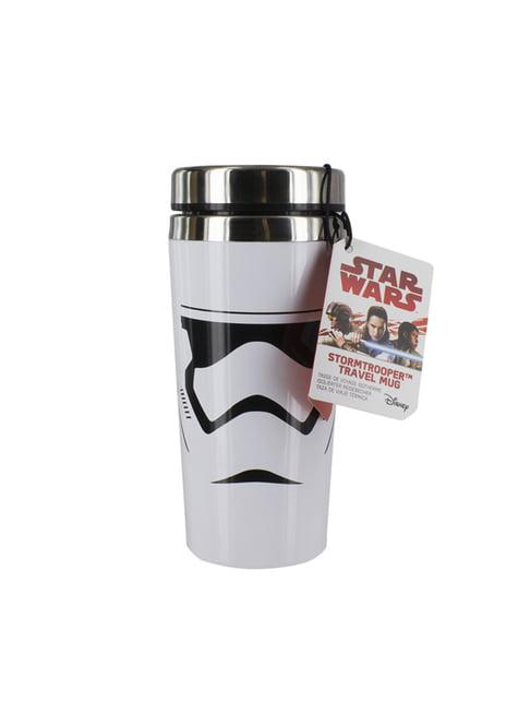 Stormtrooper Travel Mug - Star Wars The Last Jedi