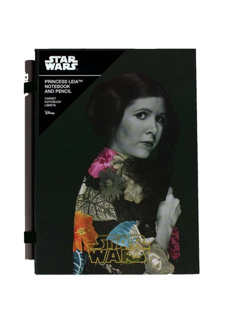 Libreta de Leia - Star Wars